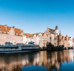 Najpiękniejsze miejsca w Gdańsku