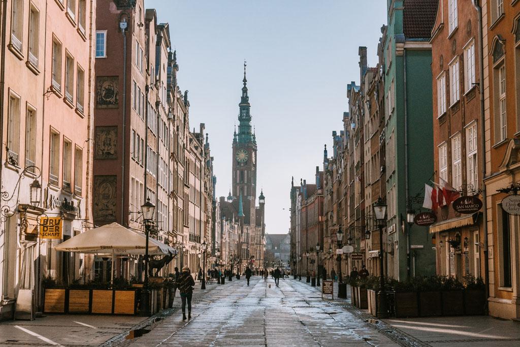Gdańsk - miasto atrakcji