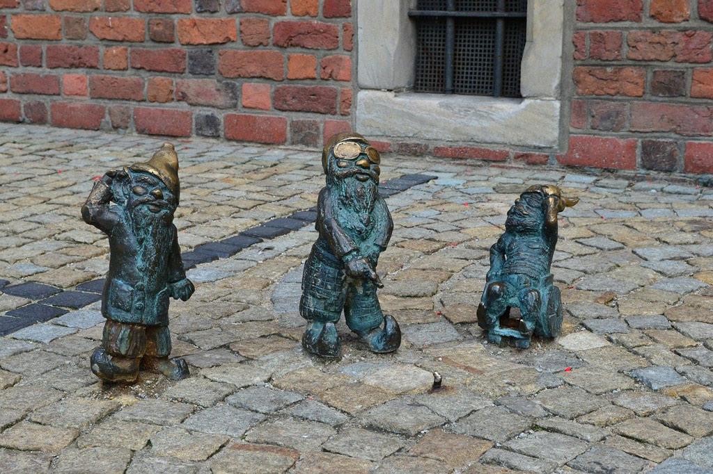 Krasnale to atrakcja dla dzieci na Dolnym Śląsku