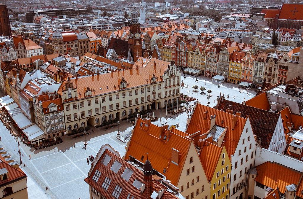 Dolny Śląsk - warto zobaczyć Wrocław