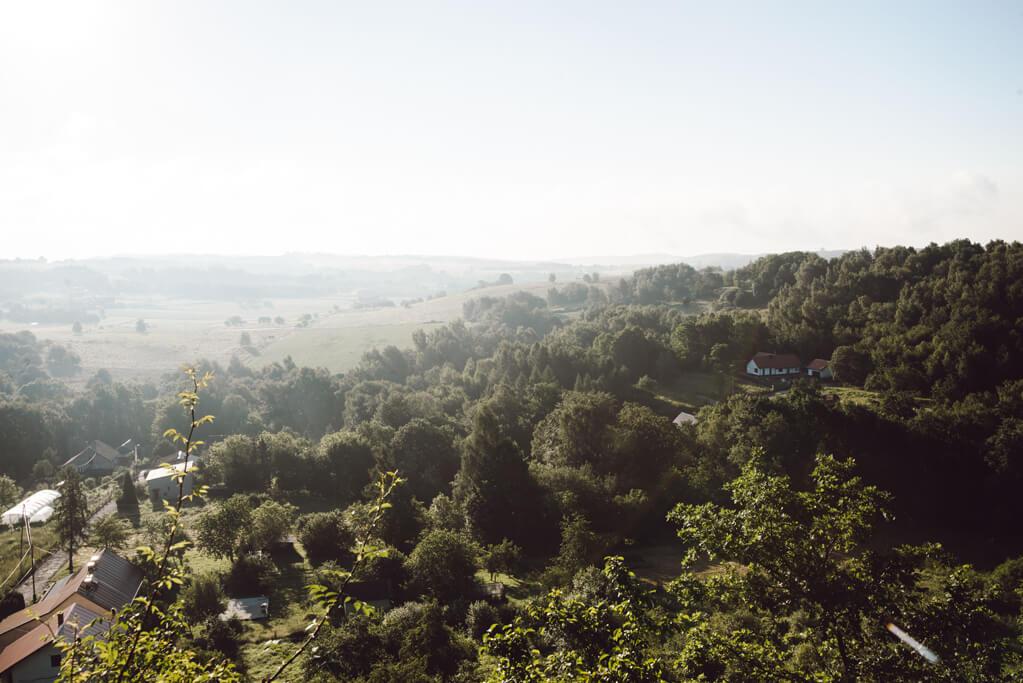 Dolina Nielepicka - Dębowa Góra
