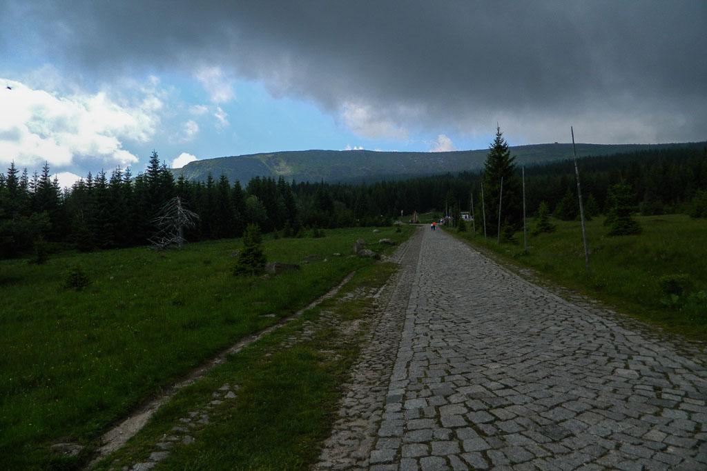 Szlak niebieski Karpacz - Samotnia