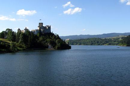 Jezioro Czorsztyńskie