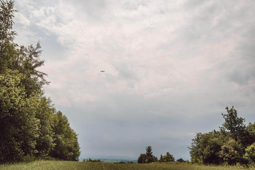 Latające samoloty nad Doliną Brzoskwinki