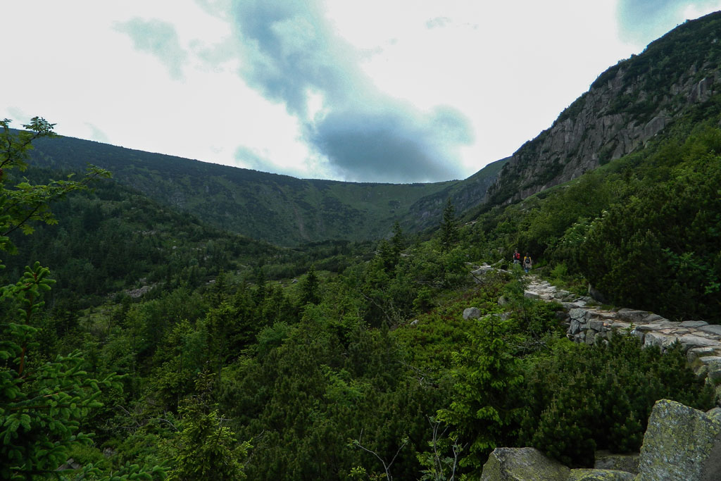 Najłatwiejszy szlak do Schroniska Samotnia