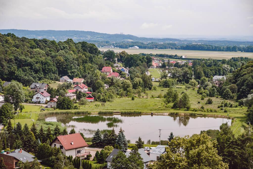 Stawy - Dolina Aleksandrowicka