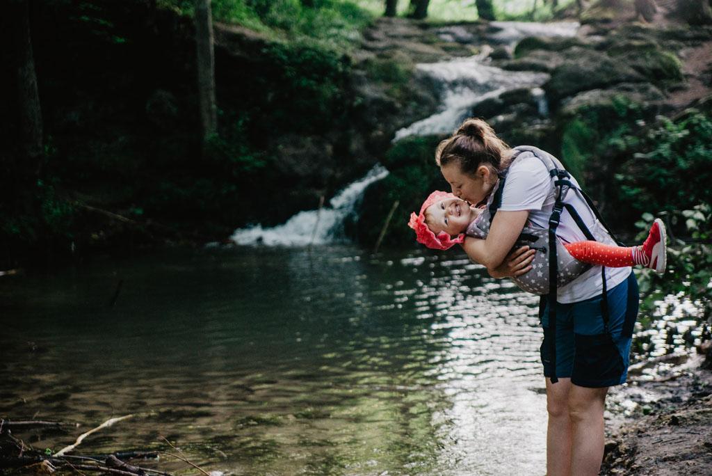 Wycieczka z dzieckiem do Doliny Będkowskiej