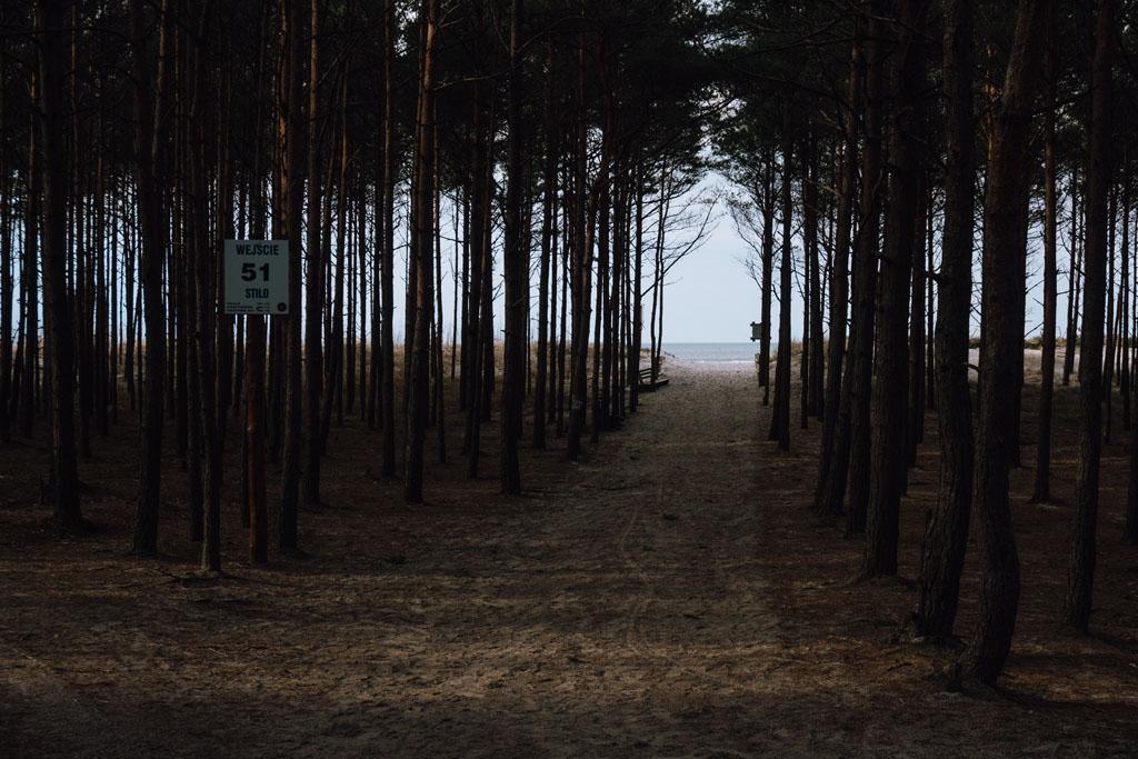 Plaża Stilo - wejście 51