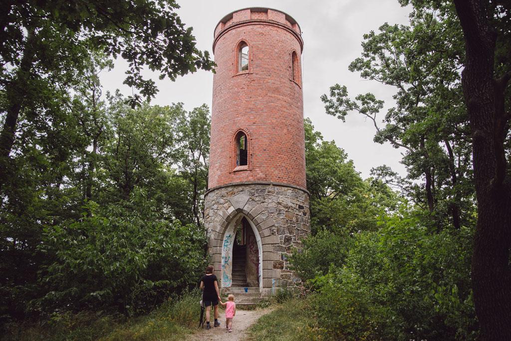 Wieża widokowa Radogost