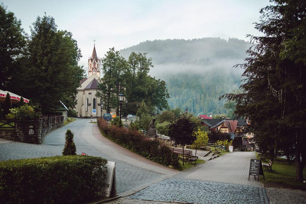 Atrakcje w Szczawnica
