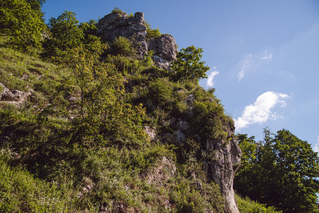 Skała Kmity - Dolina Rudawy