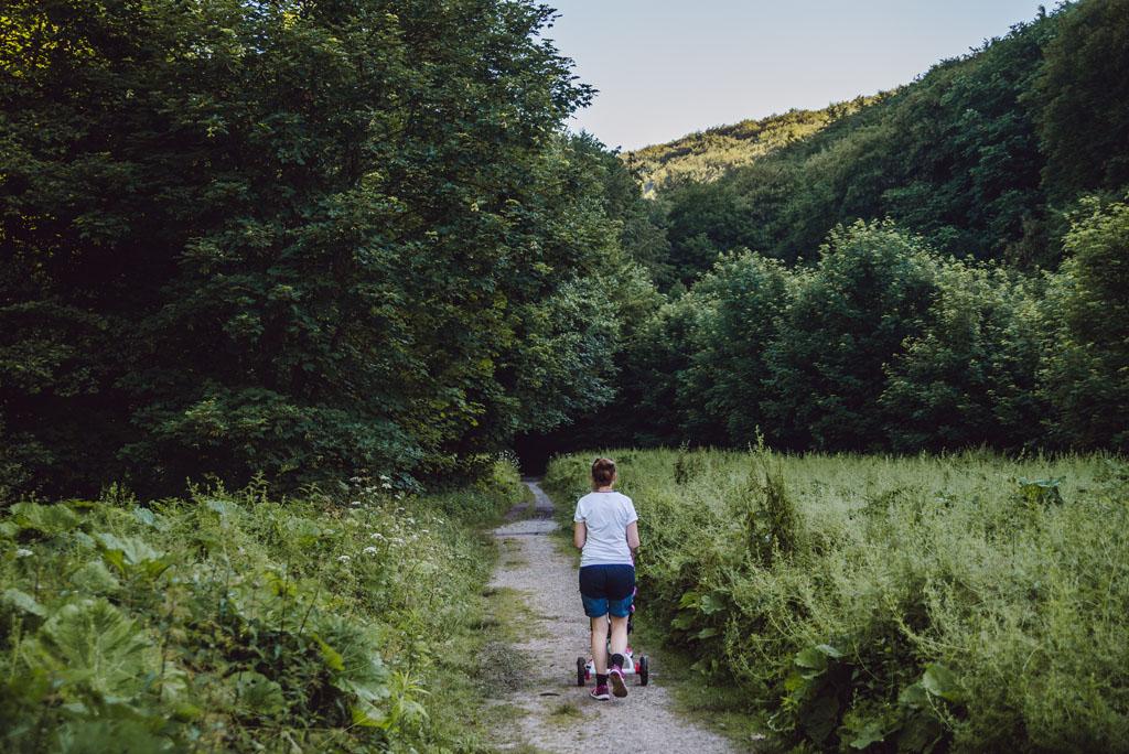Wycieczka rodzinna do Doliny Racławki