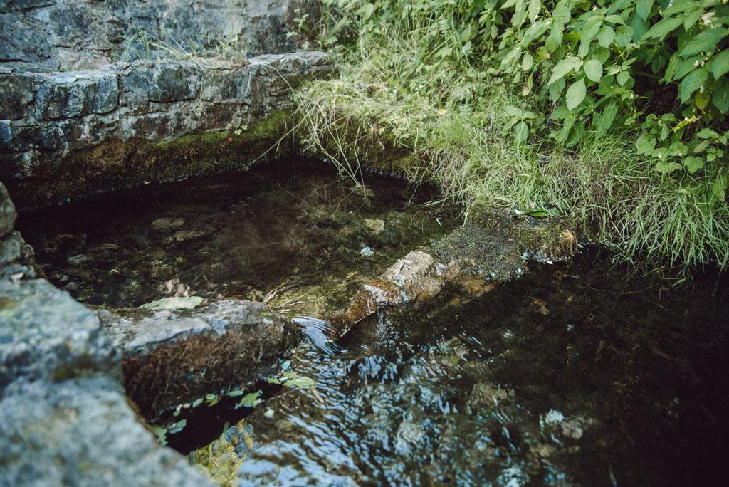Dolina Szklarki - Źródło Pióro