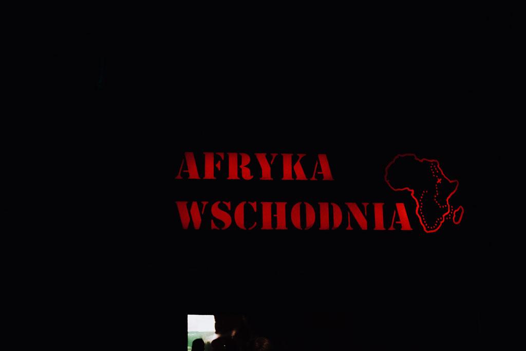Afrykarium Afryka Wschodnia