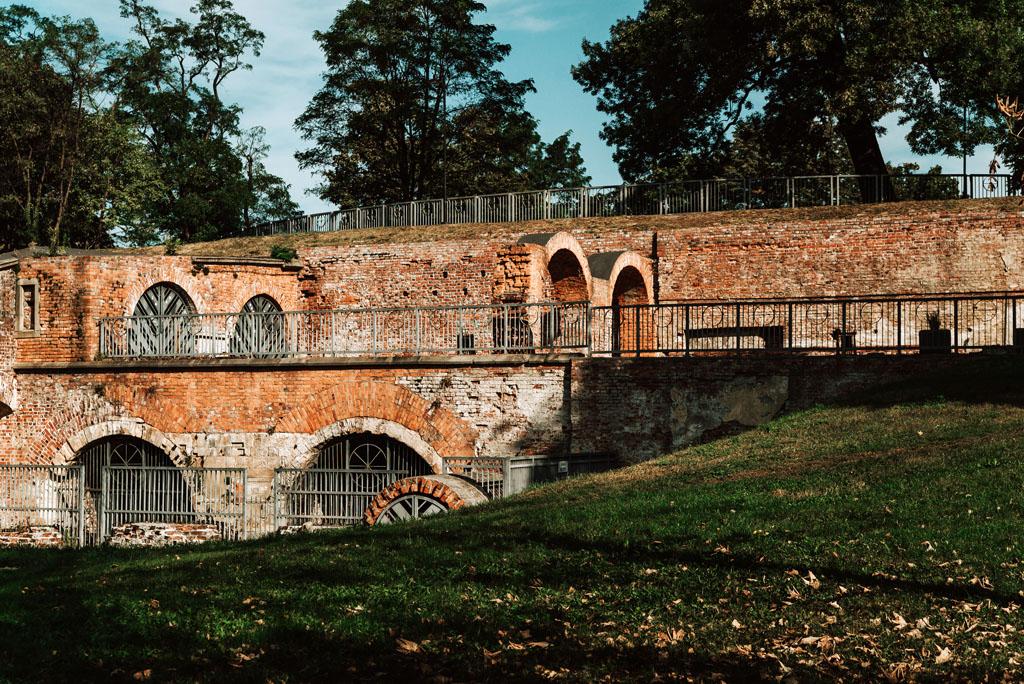 Bastion ceglarski we Wrocławiu