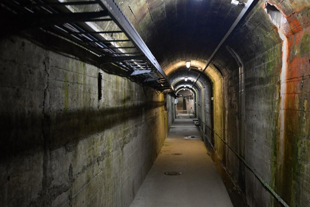 Elektrownia Solina - zwiedzanie