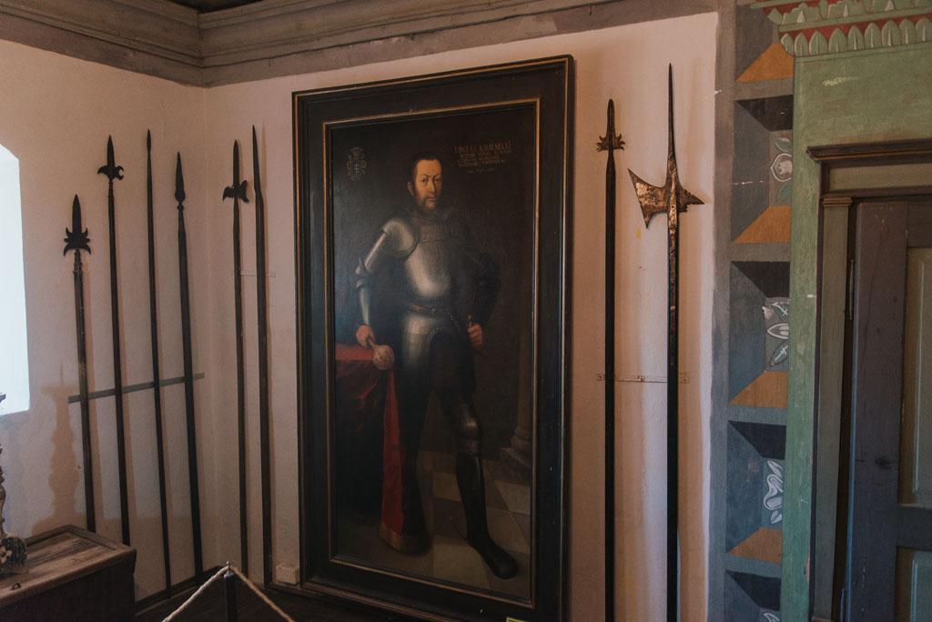 Muzeum w Zamku Kamieniec
