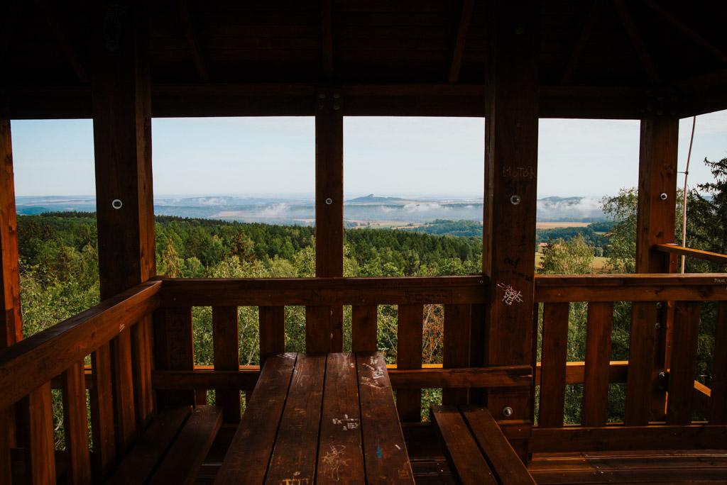 Platforma widokowa Gozdno