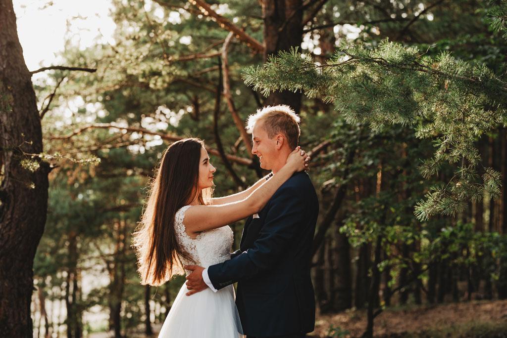 Zdjęcia ze ślubu na Pustyni Błędowskiej