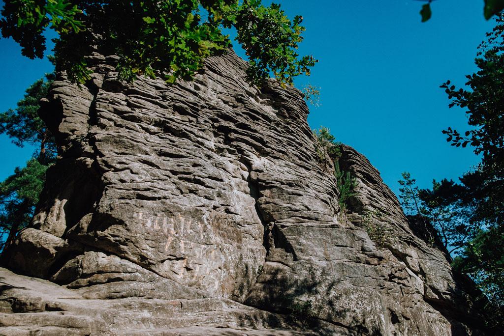 Szczyt Kamienia Leskiego