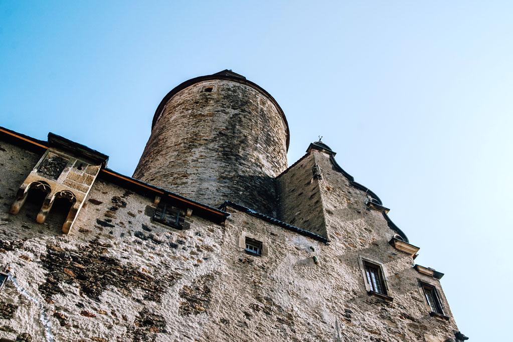 Wieża Zamek Czocha