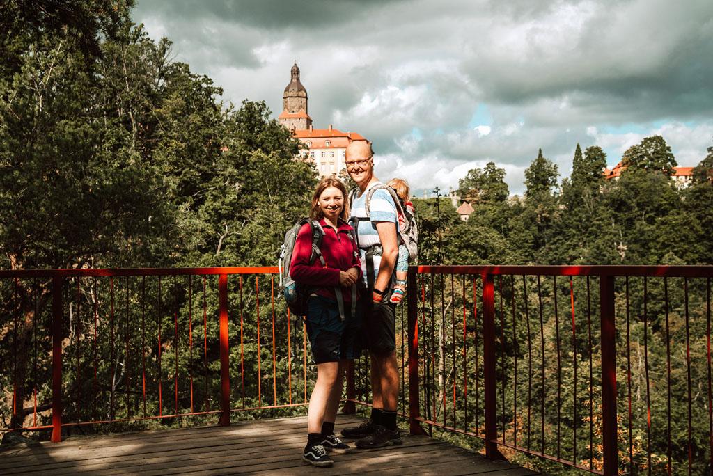 Zamek Książ - zwiedzanie z dzieckiem