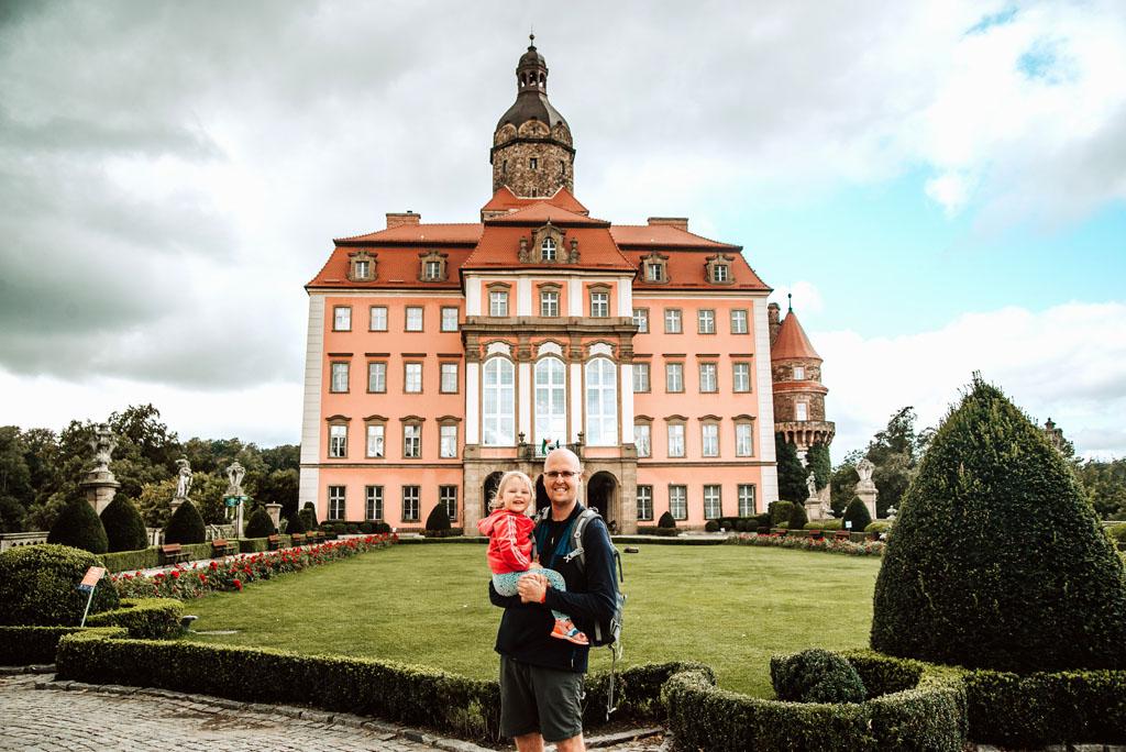Zamek Ksiaż - jeden z największych zamków w Polsce