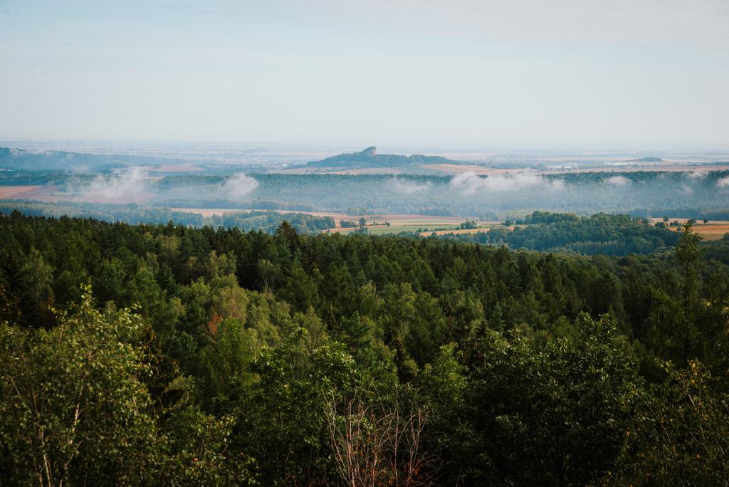 Kraina Wygasłych Wulkanów - Wilcza Góra