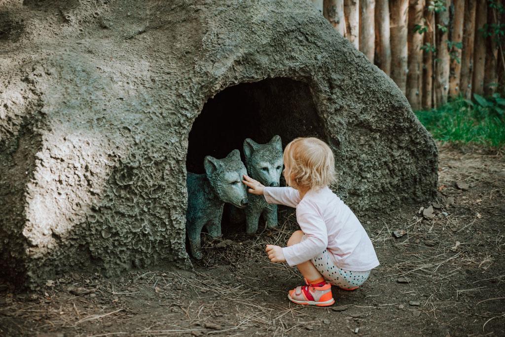 Zwiedzanie ZOO z dzieckiem