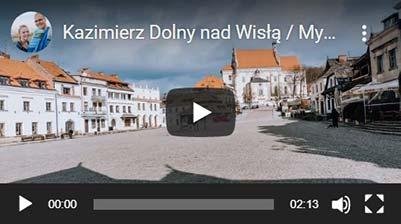 Atrakcje w Kazimierzu Dolnym nad Wisłą
