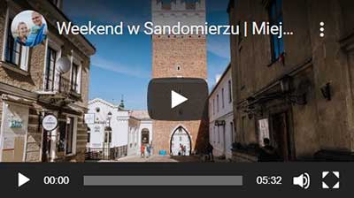 Plan na weekend w Sandomierzu