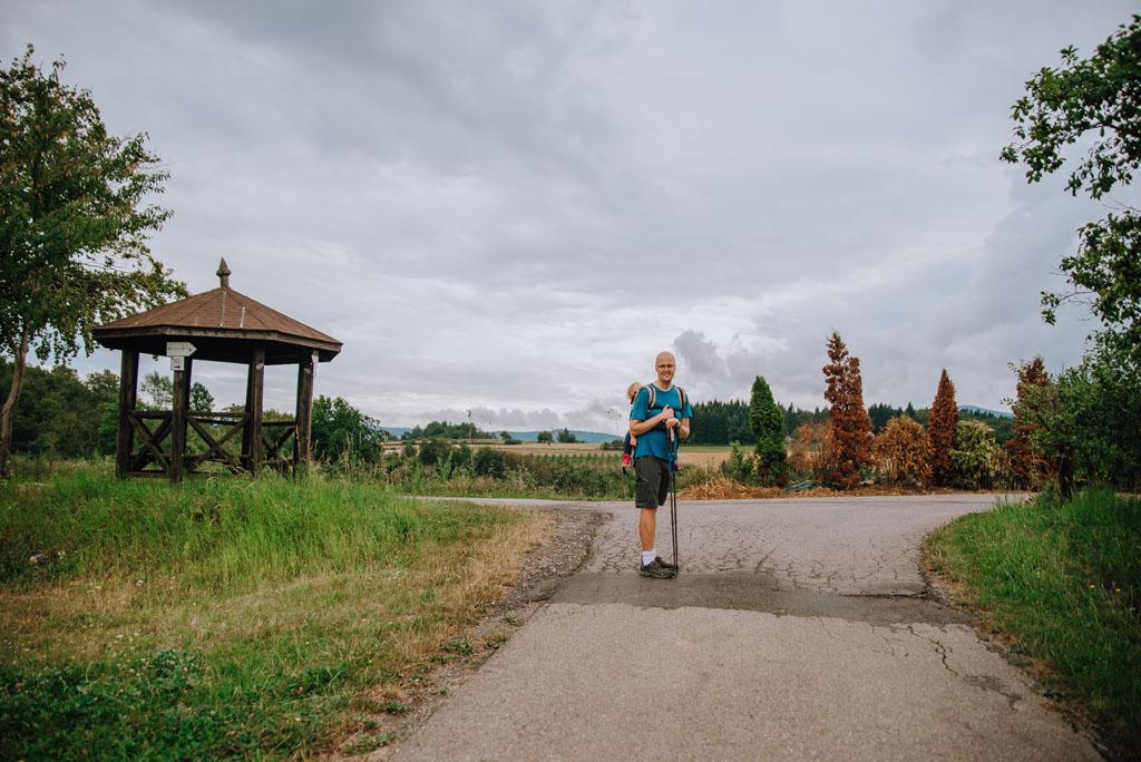 Altanka w gminie Iwkowa