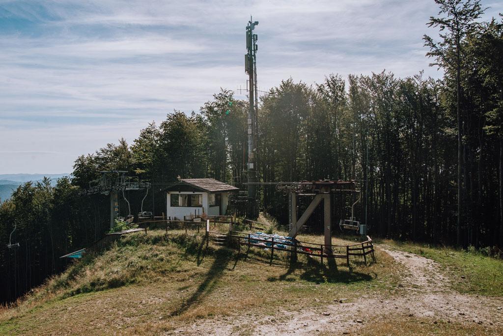 Stacja narciarska Kamienna Laworta