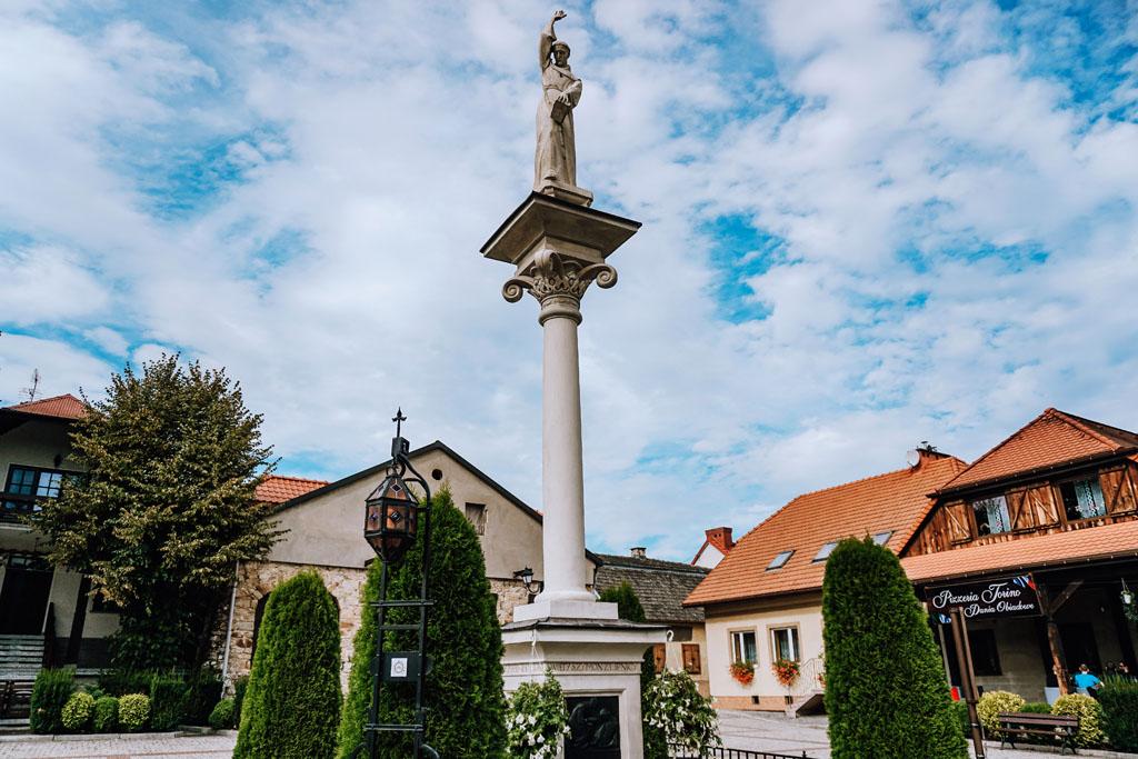 Kolumna Świętego Szymona w Lipnicy Murowanej