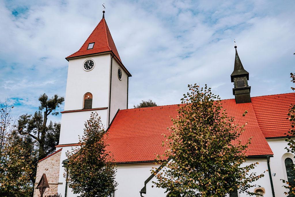 Kościół Świętego Andrzeja Apostoła w Lipnicy Murowanej