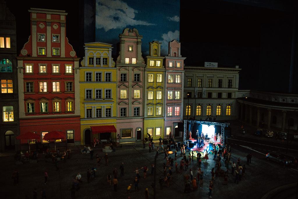 Nocne Kolejkowo