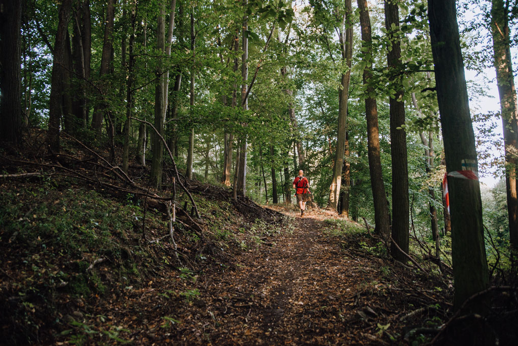 Szlak na Czerwony Kamień