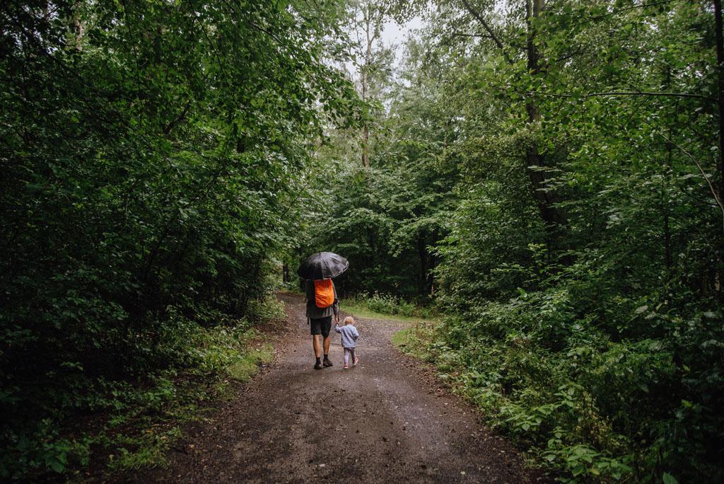 Szlak na Górzec z dzieckiem