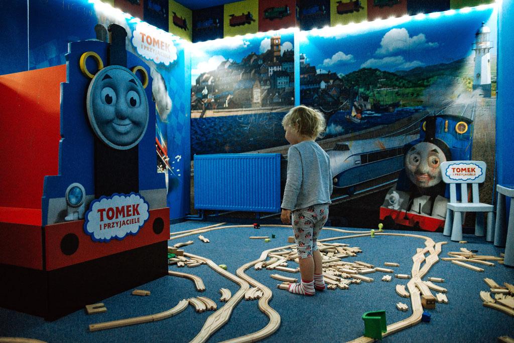 Tomek i Przyjaciele dla dziecka