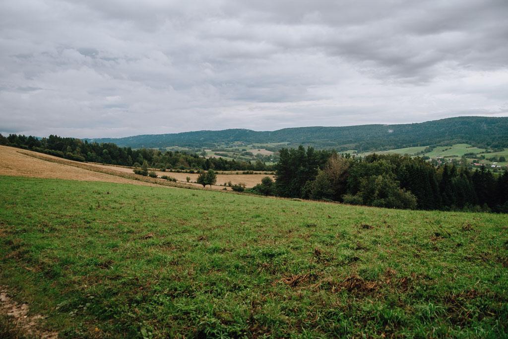 Widoki z Gromadzynia