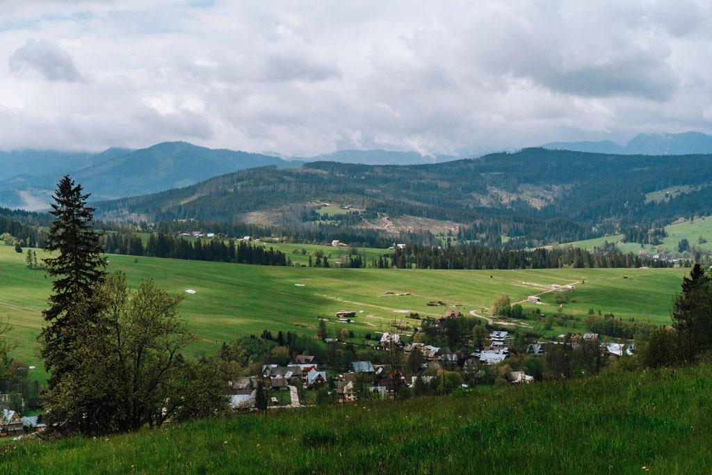 Wieś Dzianisz