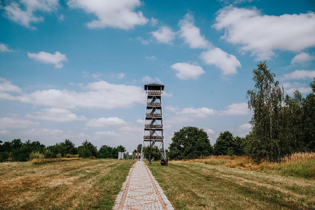 Wieża w Mściwojowie