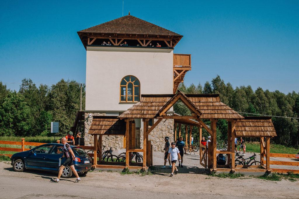 Wieża widokowa w Czarnorzekach