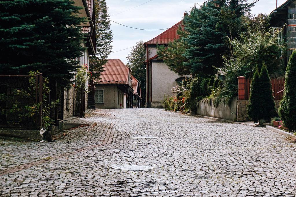 Zabytkowe kamienice Lipnicy Murowanej