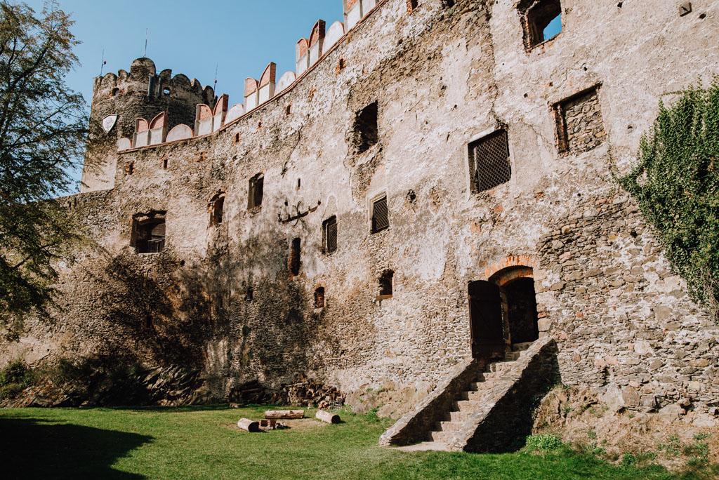 Zamek Bolków na Dolnym Śląsku