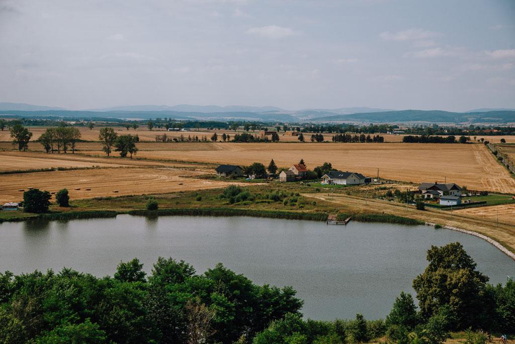 Zbiornik w Mściwojowie