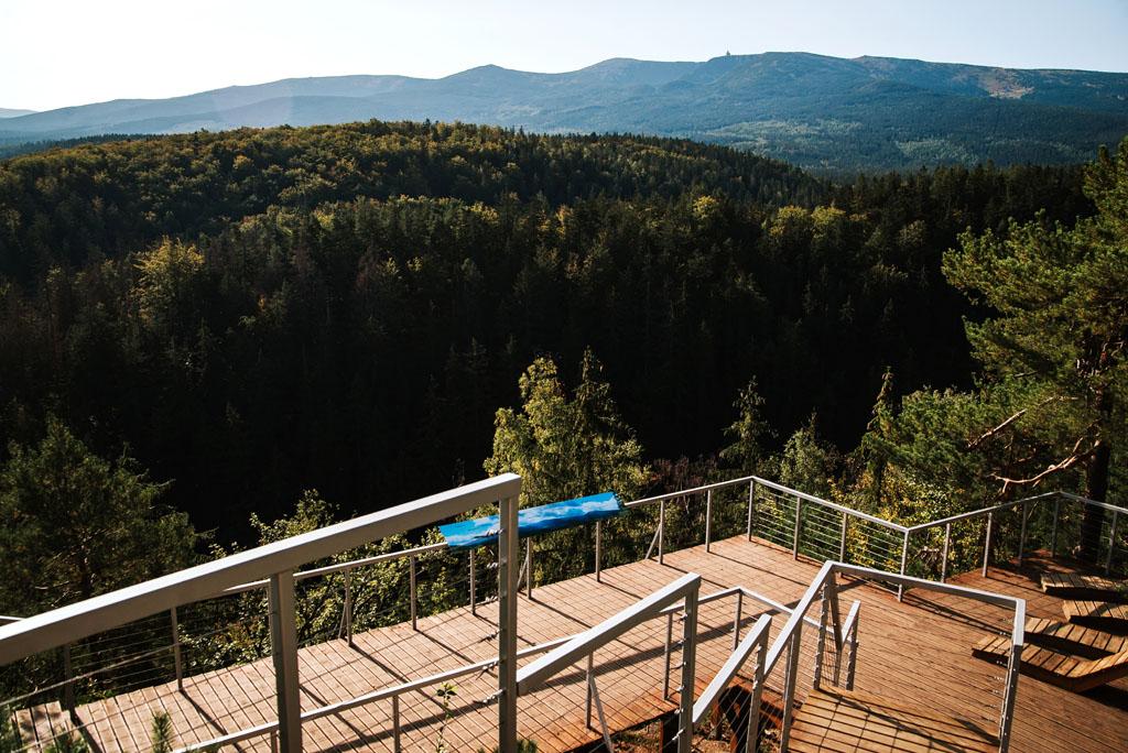 Złoty Widok - atrakcje turystyczna Szklarska Poręba