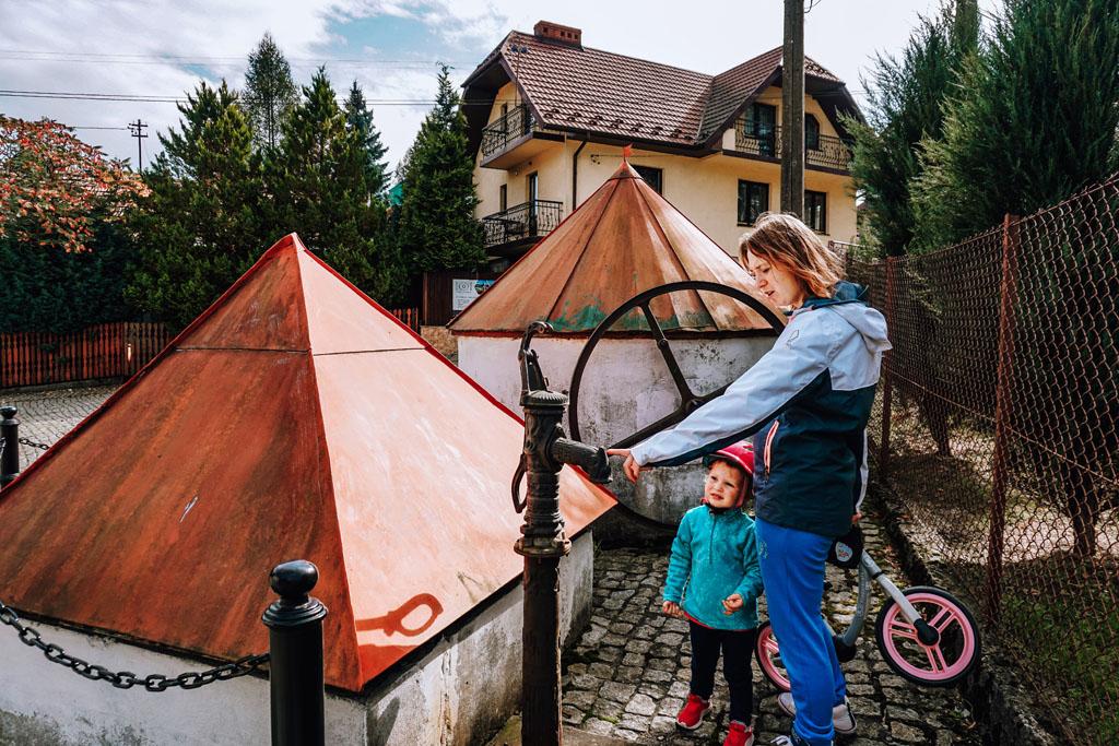 Zwiedzanie Lipnicy Murowanej z dzieckiem