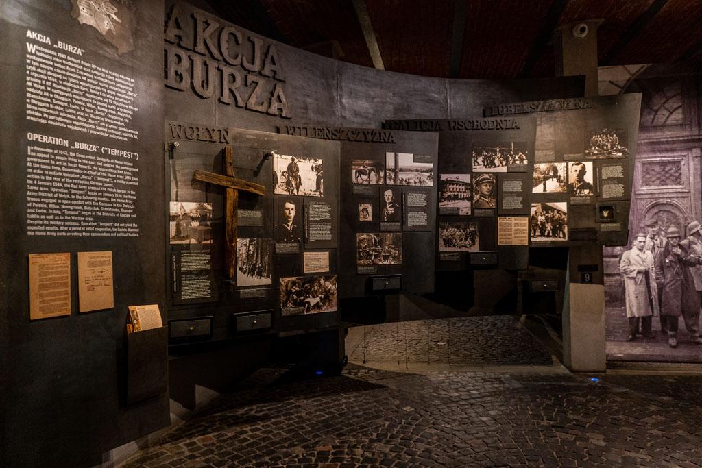 Akcja Burza Muzeum Powstania Warszawskiego