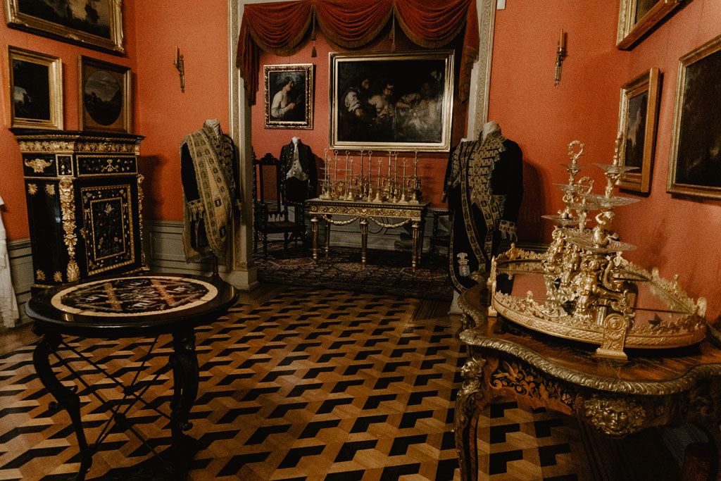 Atrakcje w Pałacu Wilanów
